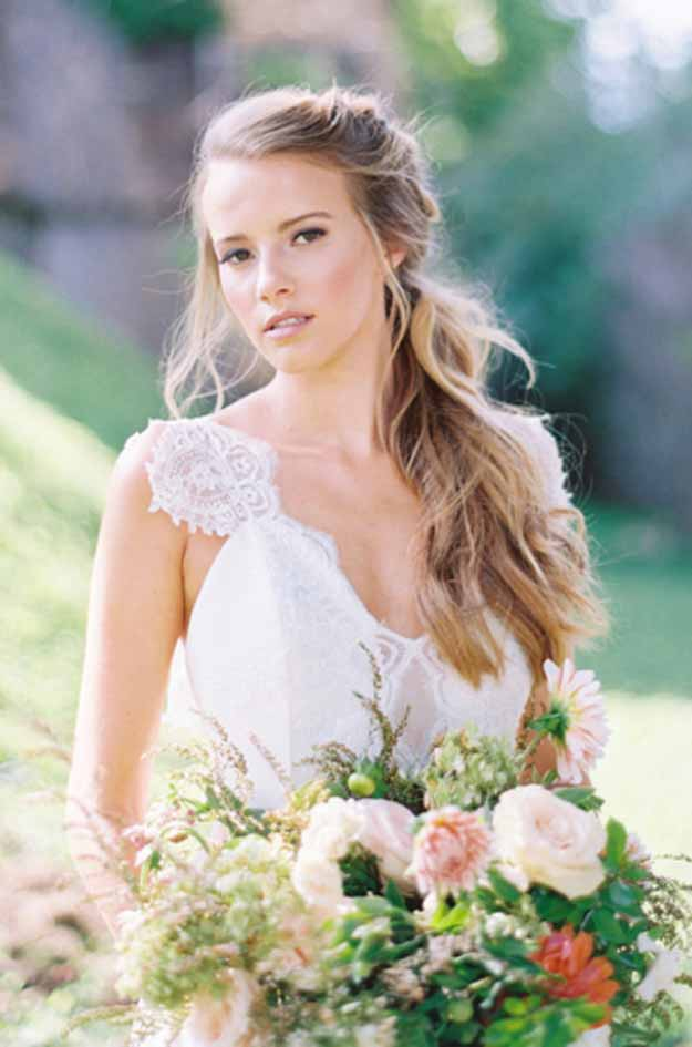 A Step-By-Step Guide to Natural Wedding Makeup